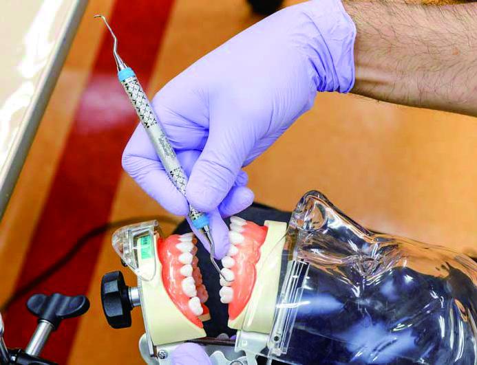歯周治療(ルートプレーニング)